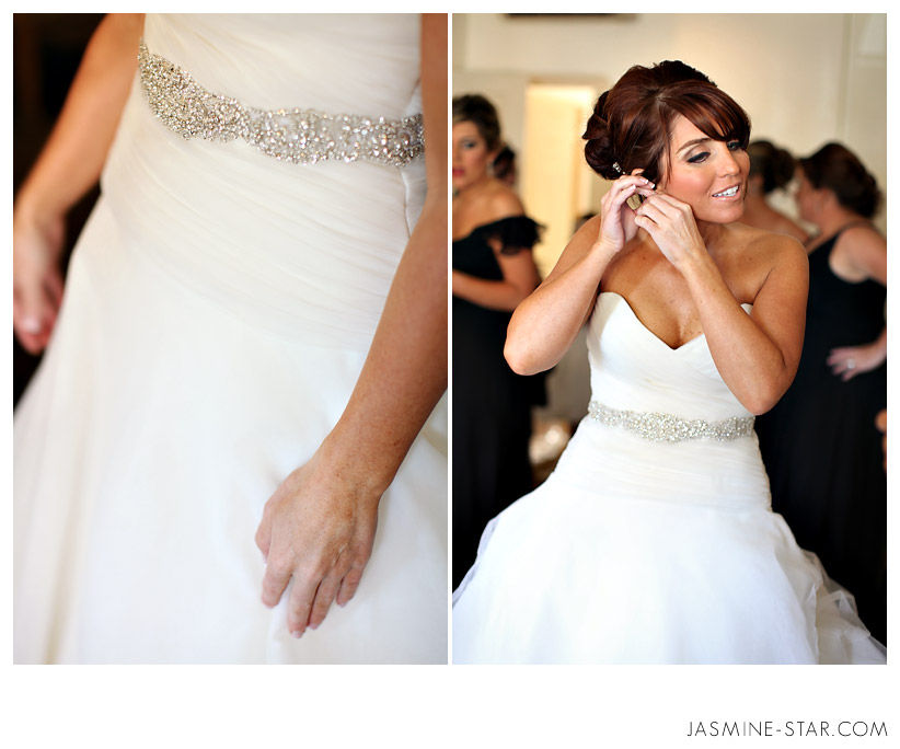 Jasmine saadat wedding