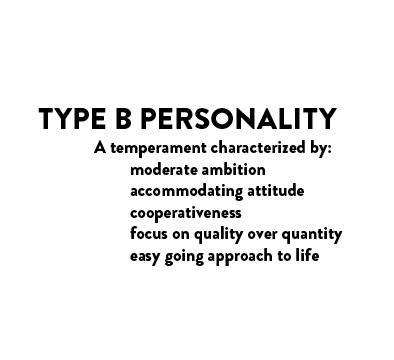 description of my personality