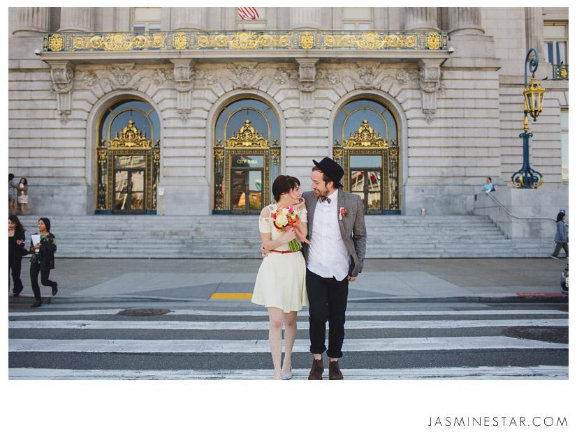 San Francisco City Hall Weddings - City Hall Wedding