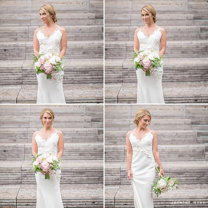Wedding Poses: How To Make Awkward Smiles Natural