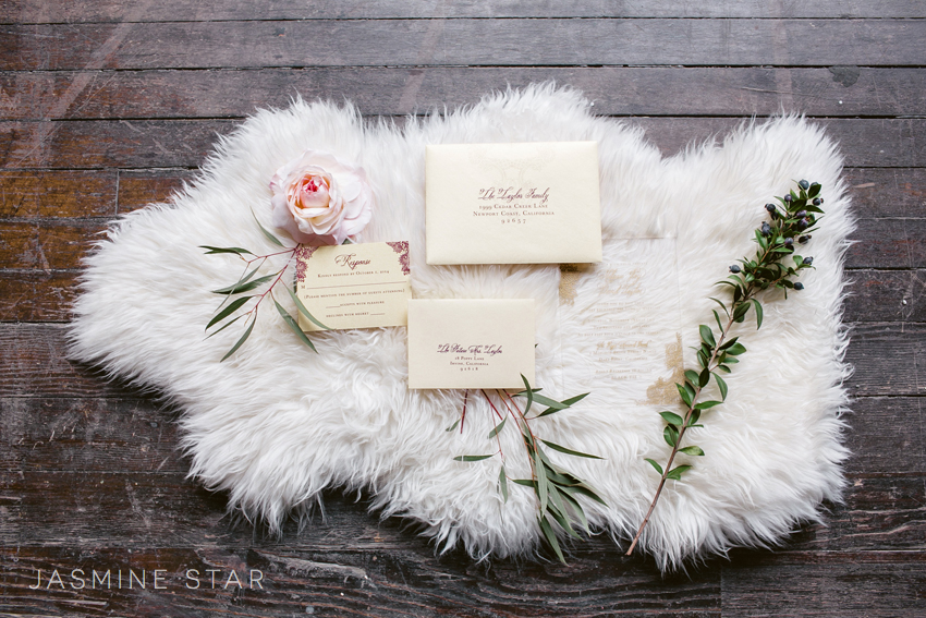 Los Angeles Wedding Invitations: Los Angeles Wedding Inspiration