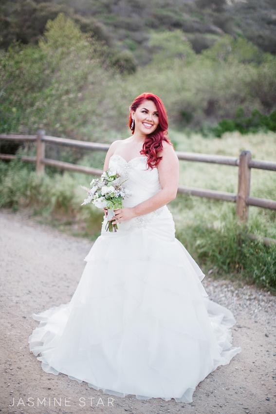 How To Pose A Curvy Bride Jasmine Star