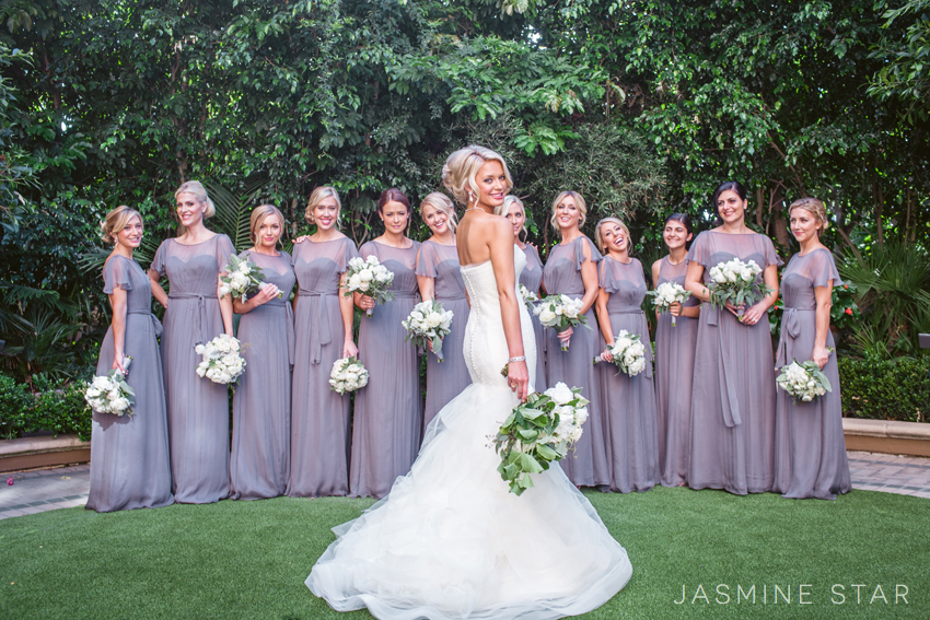 Four Seasons Beverly Hills Wedding : Danielle+Randy | Jasmine Star