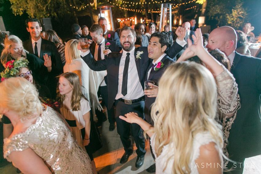 Vineyard Wedding Reception Bridal Dress