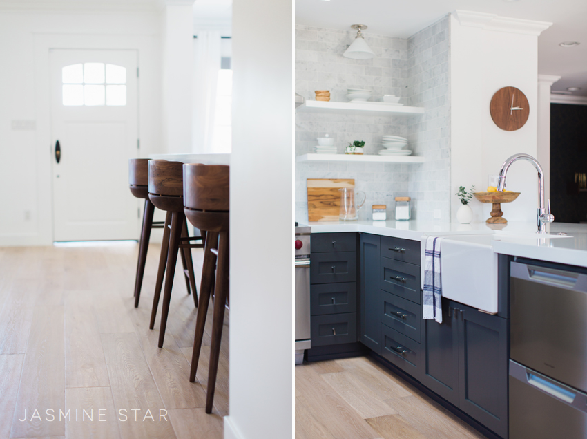 home renovation beforeafter kitchen jasmine star - Star Kitchen