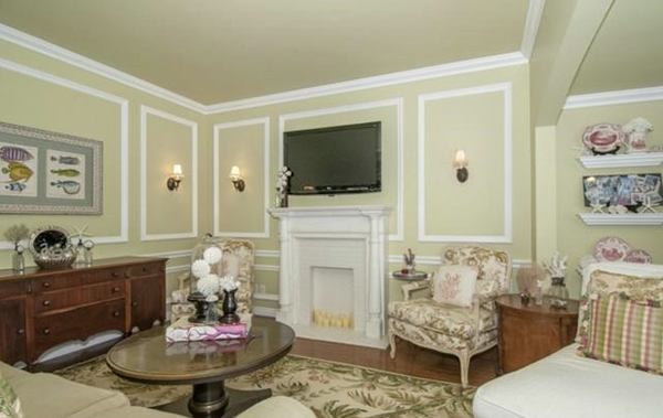 Home renovation before after living room jasmine star - Living room renovation before and after ...