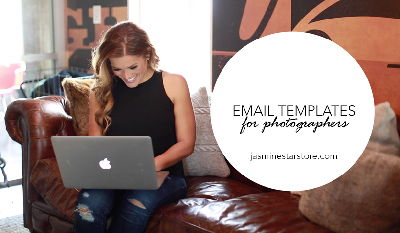 jasmine star email templates - email templates for photographers hard conversations