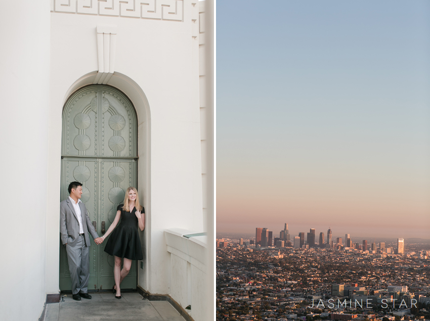 Griffith-Observatory-Engagement-Photo2
