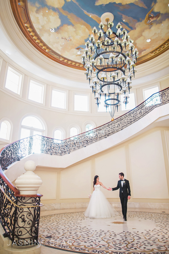 Of Course What Are Wedding Photos At The St Regis Without Showcasing This Stunning Staircase