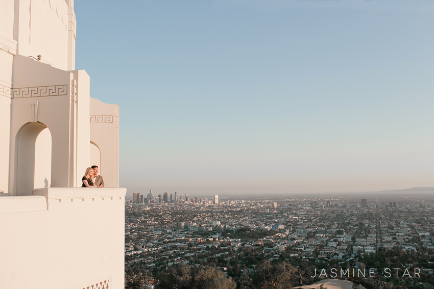 Griffith-Observatory-Engagement-Photo4