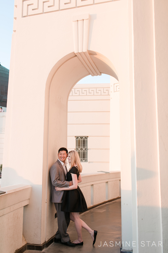 Griffith-Observatory-Engagement-Photo5