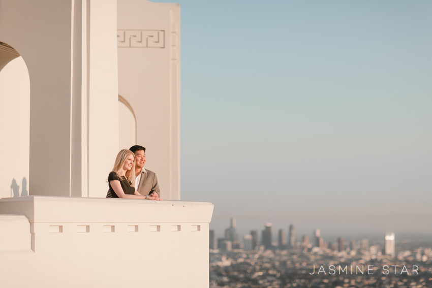 Griffith-Observatory-Engagement-Photo6