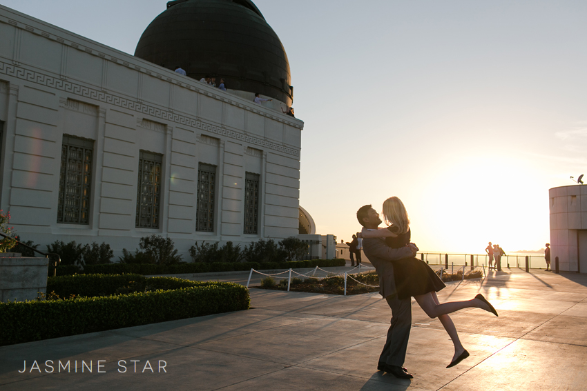 Griffith-Observatory-Engagement-Photo7