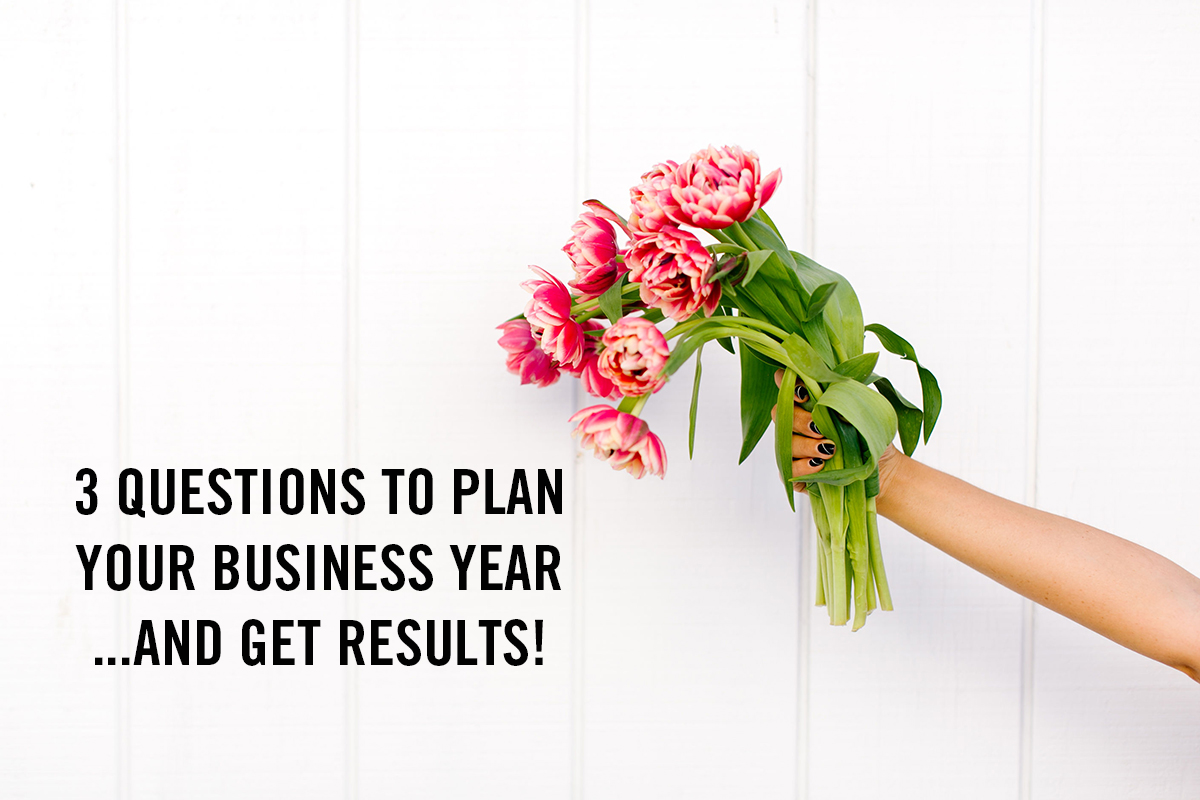 48bc655e9b Three Questions to Help Plan for Your Business Year…and Get Results ...