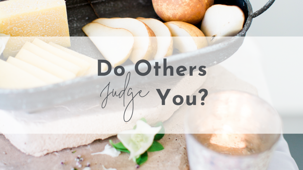 Do Others Judge You?