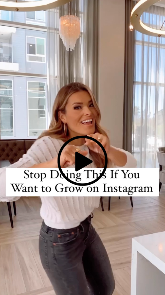 Stop Doing This If You Want To Grow On Instagram